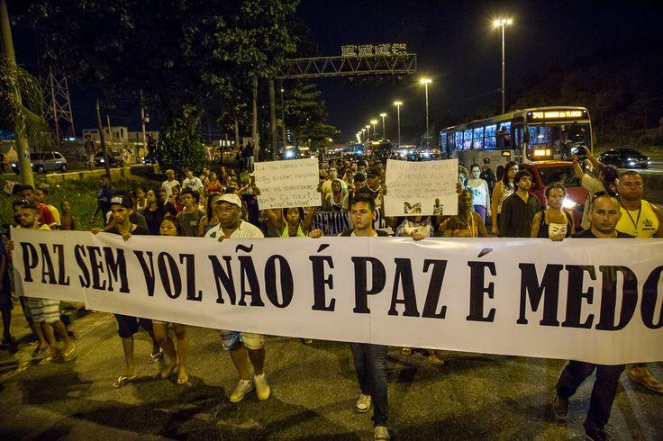 A Maré Virou no Complexo da Maré | VICE | Brasil