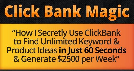 ClickBank Keyword Research Magic – Earns Up to $2500 Per Week by Using Clickbank to Find Unlimited Keyword and Product Ideas in Just 60 Seconds...  Check Detail => http://www.releasedl.com/clickbank-keyword-research-magic/