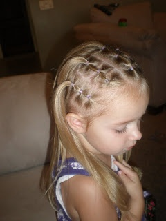 Wondrous 1000 Images About Little Girls Hair Styles On Pinterest Black Short Hairstyles Gunalazisus