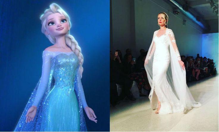 We willen allemaal een Disney prinses zijn. Of het nou Elsa, Mulan, Ariel, Assepoester of Pocahontas is, we hebben allemaal onze favoriet. En vanaf nu kunnen we een échte prinses zijn op onze trouwdag. God, wat wil een meisje nog meer? Juist niks, behalve één van deze Disney trouwjurken: