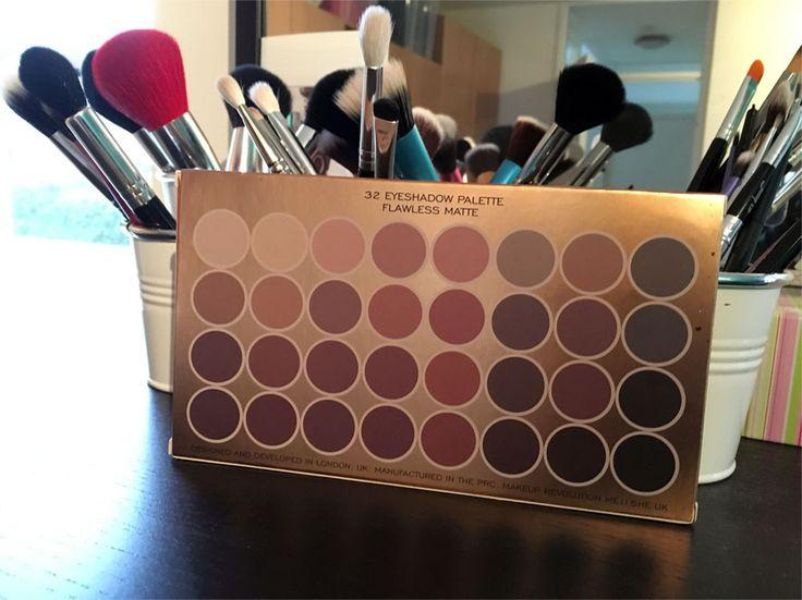 Makeup Revolution review Flawless Matte