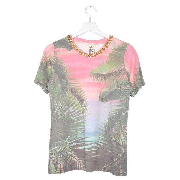 EDWARD EDWARD Junior Sunset T-shirt | La Luce http://shoplaluce.com/collections/edward-edward-by-edward-achour/products/edward-edward-junior-sunset-t-shirt