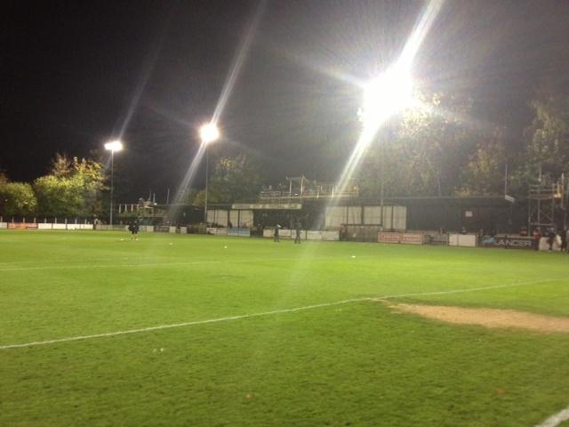 Cambridge City, 2012-13
