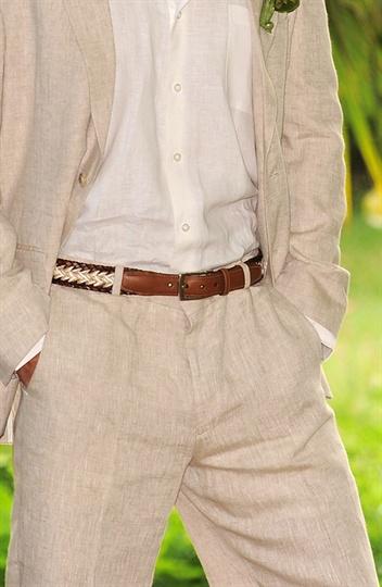 natural cream linen suit  wedding  Linen pants Linen suit Dress pants