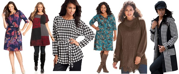 Trendy Plus Size Clothes Fashion Trends Fall 2012 & Winter 2013