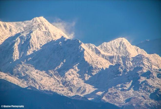 Kanchenjunga Peak - Himalayas - Ajaytao