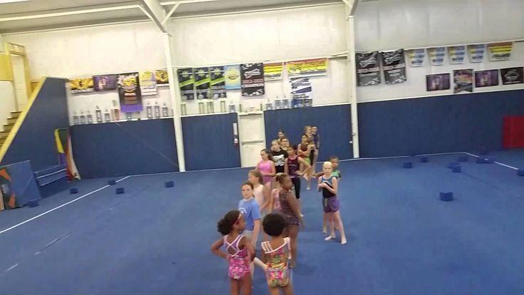 The Empire Game (Gymnastics/Fitness/Kids/Games)
