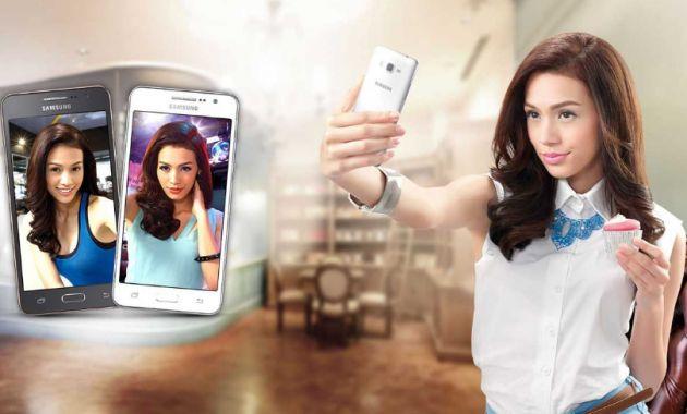 6 Tips Foto Selfie dengan Kamera Depan Android