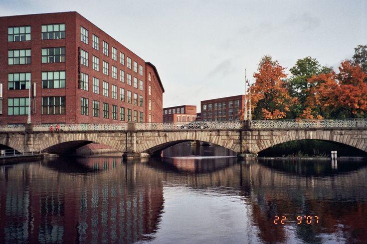 Satakunnansilta, Tampere, Finland