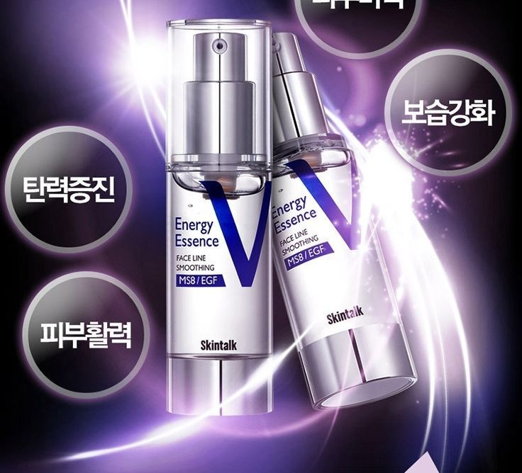 Skintalk Energy Essence (Vtox renewaled) #skintalk