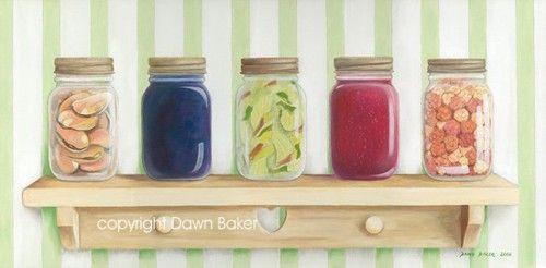 Artist- Dawn Baker