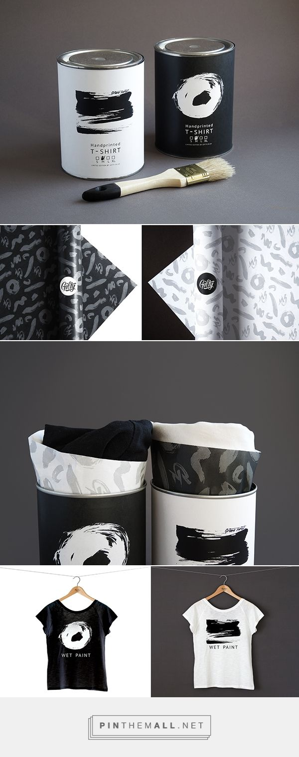 Set of 2 prints for t-shirts & packaging PD