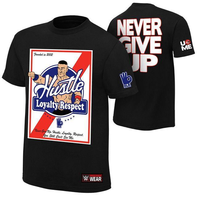 John Cena shirt