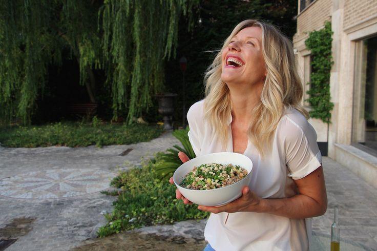 Ricetta insalata di cereali estiva