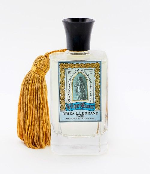 ORIZA L. LEGRAND PERFUMER SINCE 1720 RELIQUE D'AMOUR PERFUME NOW AVAILABLE ONLINE!  #MadeInFrance