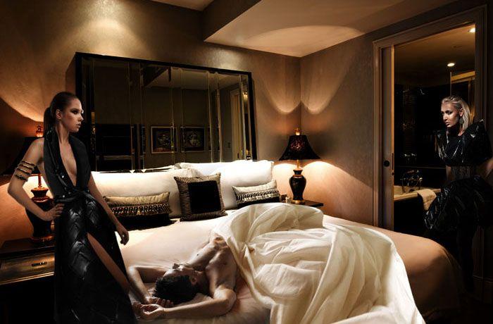 The Scarlet | Bedroom