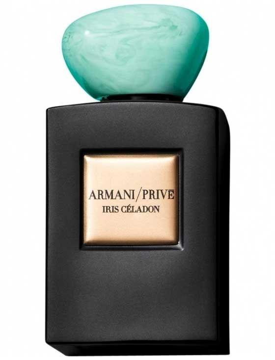 Armani Prive Iris Celadon Giorgio Armani perfume - a new fragrance for women and men 2017