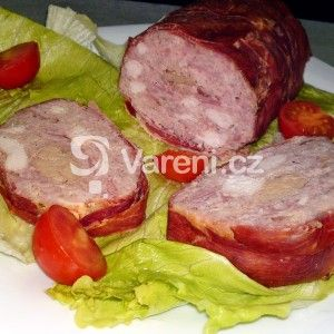 Fotografie receptu: Sváteční masová roláda
