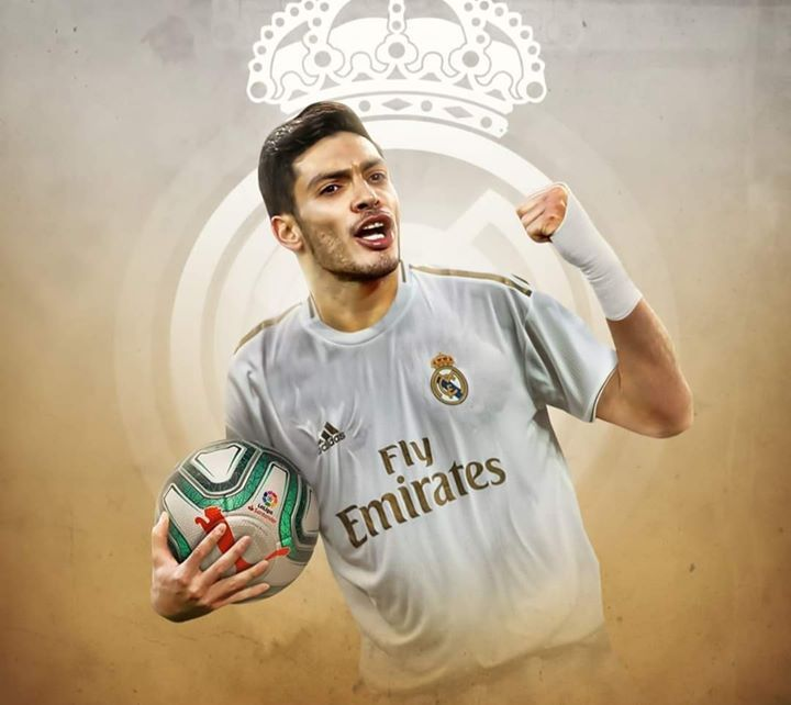Spanish Giants Real Madrid Are Reportedly Interested In A Move For Wolves Striker Raul Jimenez Source Don Balon In 2020 Soccer Match Football Match Football