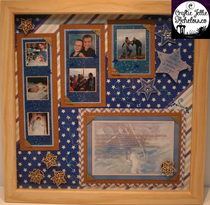1000+ Ideas About Memory Frame On Pinterest