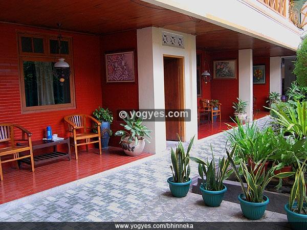 Bhinneka Hotel Min Rate Rp 175000