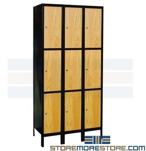 19 best law enforcement storage solutions images on for Wood lockers with doors