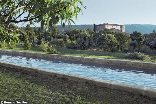 bassin de nage