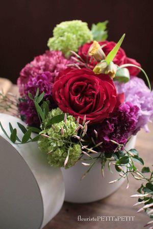 Fleur de boîte「Beauté」(フラワーボックス)