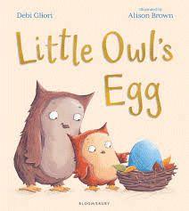 Little Owl's Egg  Debi Gliori  Alison Brown