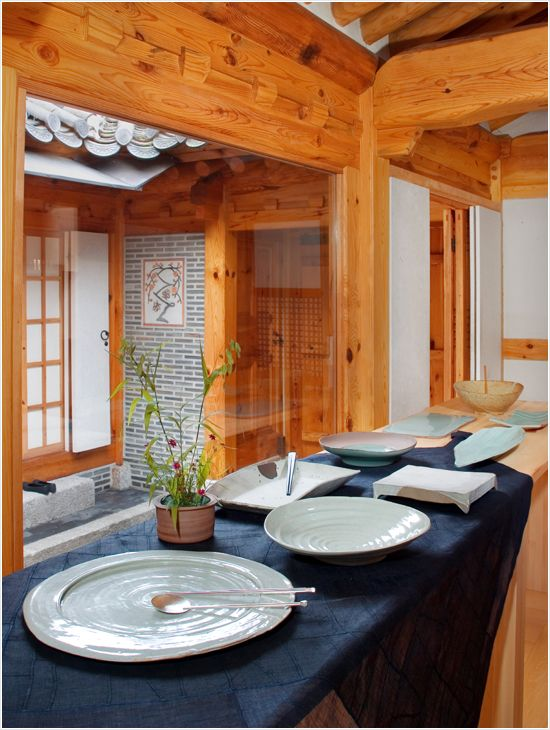 Korean hanok