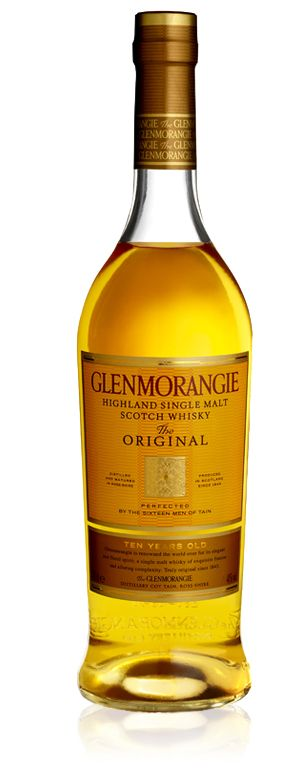 I love a great single malt scotch. I have enjoyed many brands, all wonderful... but I always come back to my favorite - A ten-year-old single malt, Glenmorangie Original