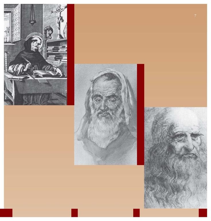 ¿Los abuelos de la ciencia moderna? Alberto Magno, Ruggero Bacone, Leonardo da Vinci