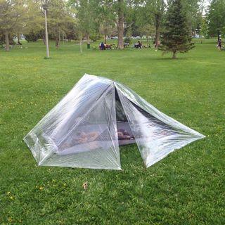 Ultralight Clear Tarp Tent (2P) & 75 best DIY Gear images on Pinterest | Tarp shelters Ultralight ...