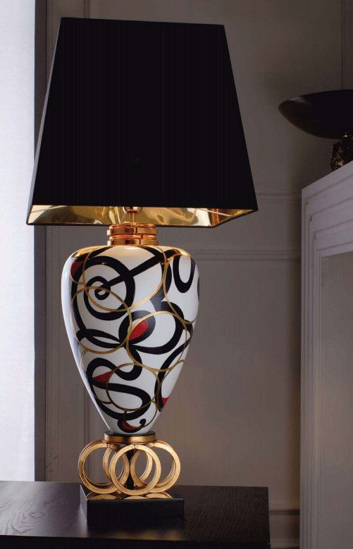 beverly hills luxury lighting suppliers sculptural bedroom table - Bedroom Table Lamps