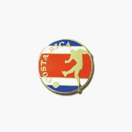Pin de Costa Rica