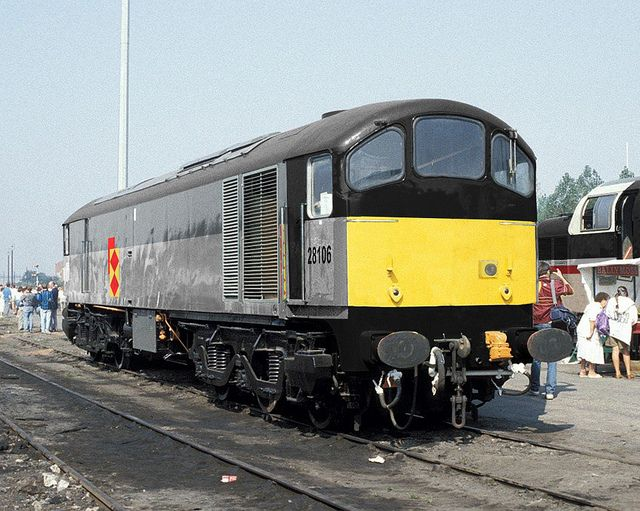 Railfreight Co Bo | Flickr - Photo Sharing!