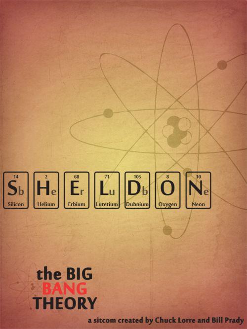 The Big Bang Theory by arnaud-k