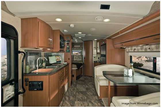 27 Best Images About Motorhomes And Tiny Houses On