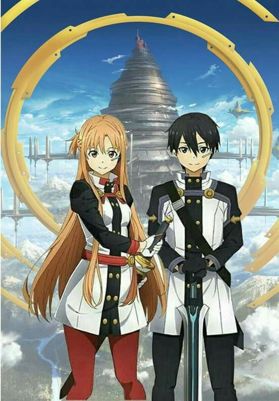 Ordinal Scale - Sword Art Online ~ DarksideAnime