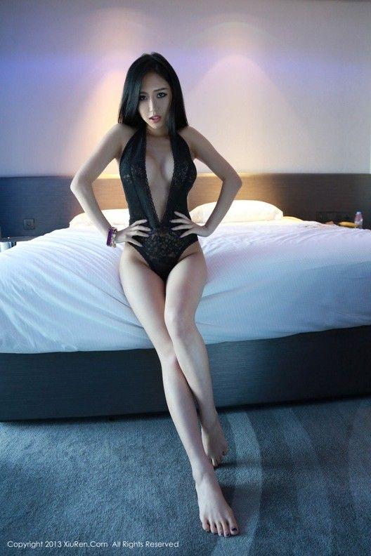Naked girl with dildo gif