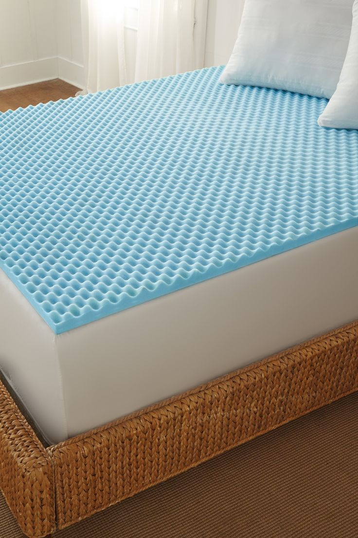 Cool Memory Foam Topper Http Mattressesfor Co Uk