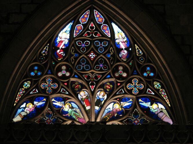 Средневековое искусство и готический орнамент Средневековое искусство и готический орнамент #82