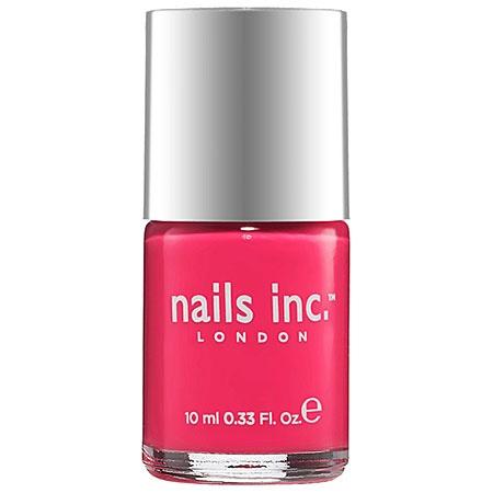 nails inc. - Notting Hill Gate, New Neon Pink: Neon Nail Polish, Polish Nails, Nailpolish, Sephora, Notting Hill, Neon Nails, Neon Pink, Nails Inc