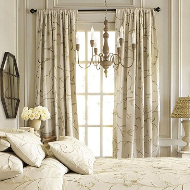 17 Best images about Crewel Curtains/Panels on Pinterest | Wool ...