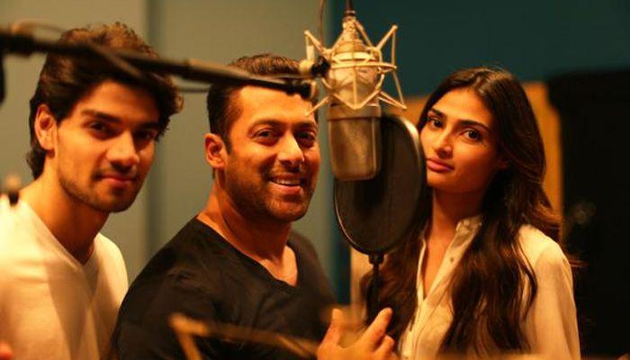 Salman Khan edits 'Hero', trims it by 30 minutes!