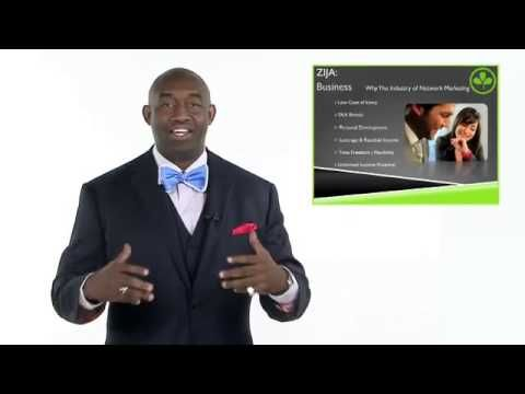 Why Network Marketing and Zija? - Mike Sims