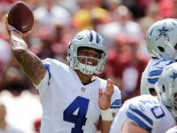 Dak Prescott outplays Kirk Cousins in Dallas win - NFL.com