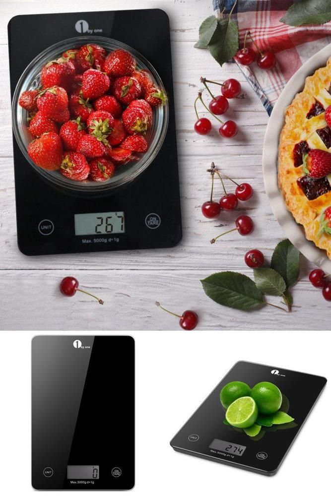 ICYMI: Small Digital Kitchen Scale Multifunction Precise Food Weight 0.01 Oz To 11 Lb