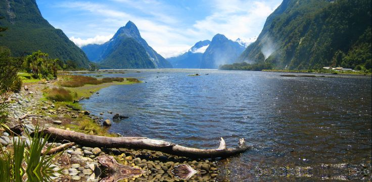 About Milford Sound