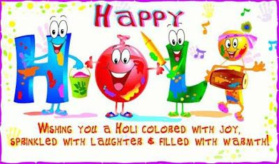 Happy Holi Greetings | Holi Greetings